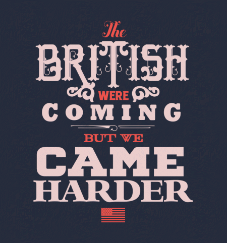 BustedTees: We Came Harder