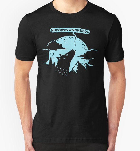 RedBubble: Nothern Wolf