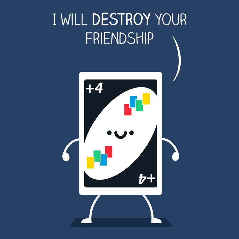 Pampling: Friendship Destroyer