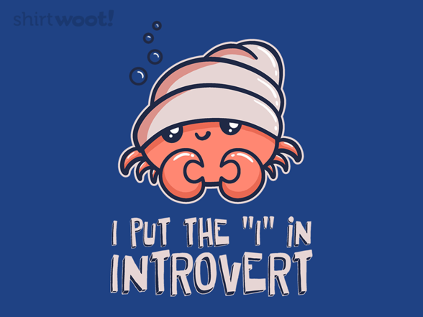 Woot!: I Is For Introvert
