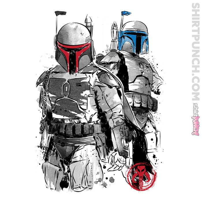 ShirtPunch: Father And Son