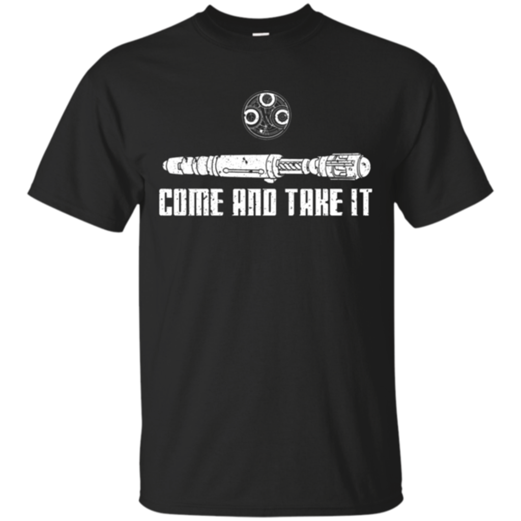 Pop-Up Tee: Come and Take it