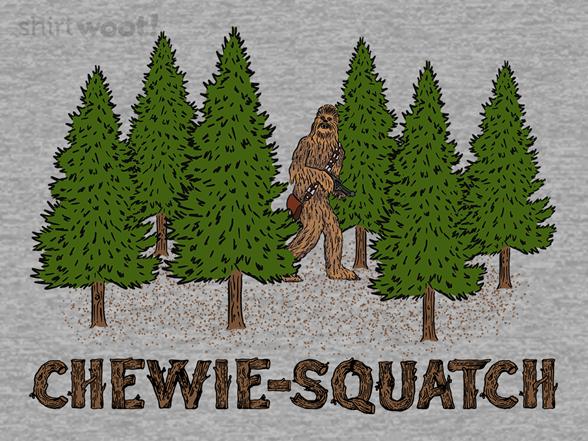 Woot!: Chewiesquatch