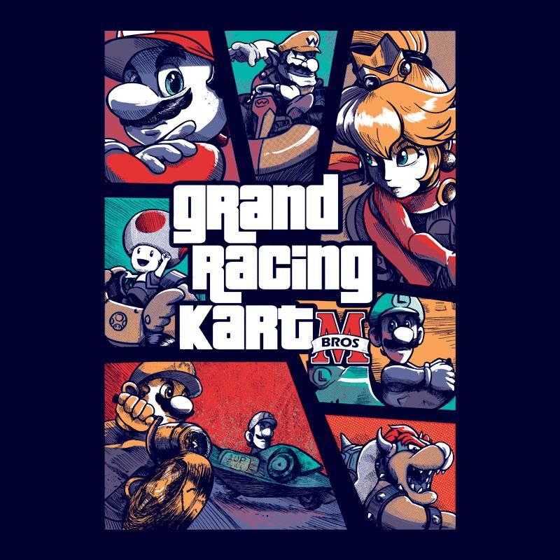 Pampling: Grand Racing Kart