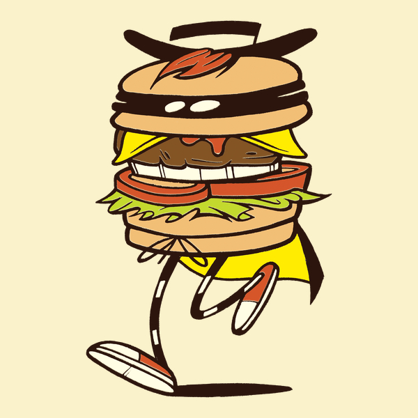 NeatoShop: Hamburglar