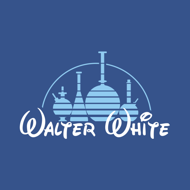 TeePublic: Walter White (Disney)