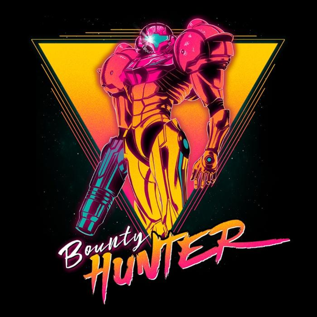 Once Upon a Tee: Space Bounty Hunter