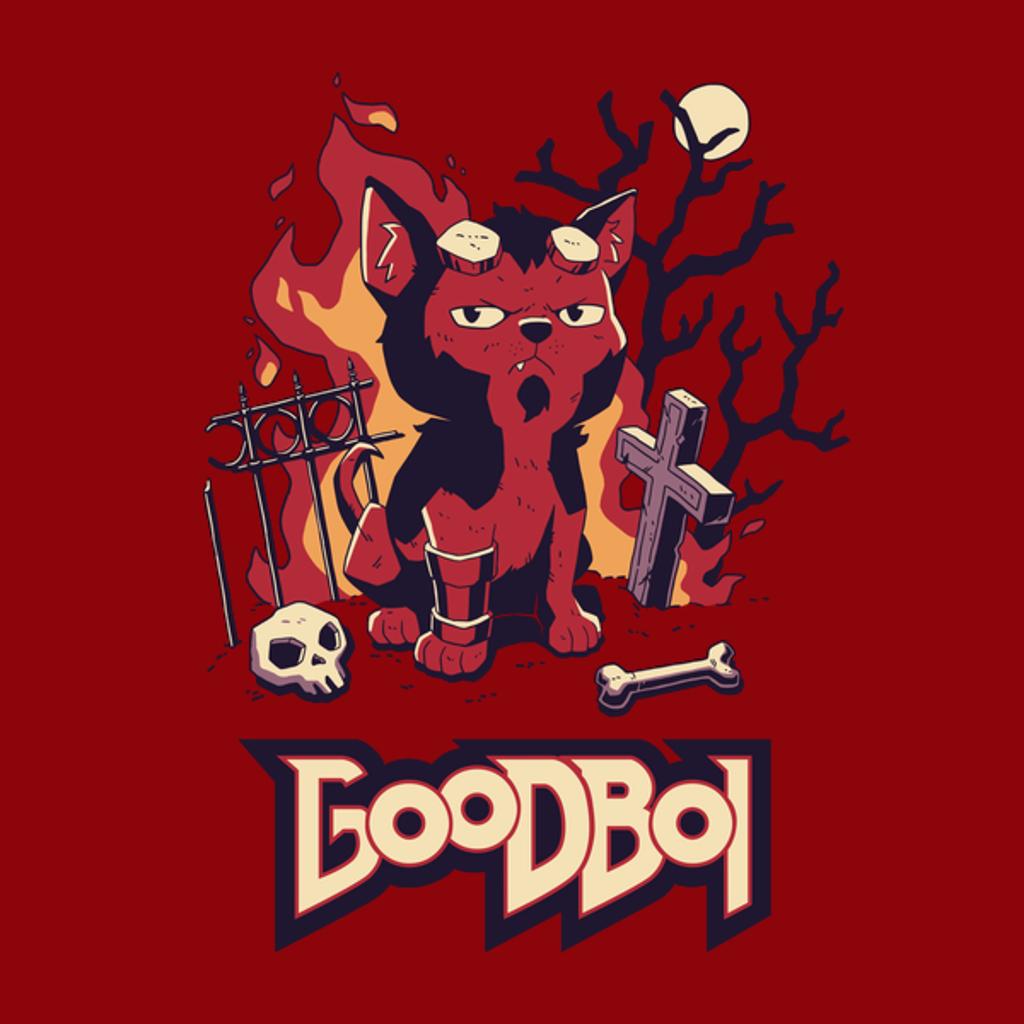 NeatoShop: Goodboi