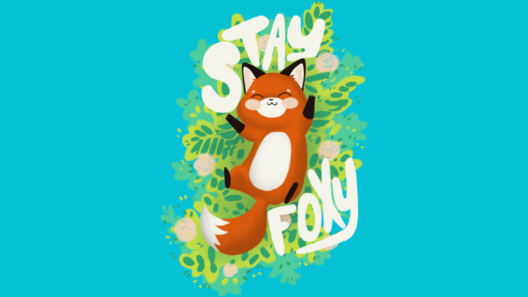 Design by Humans: Stay Foxy