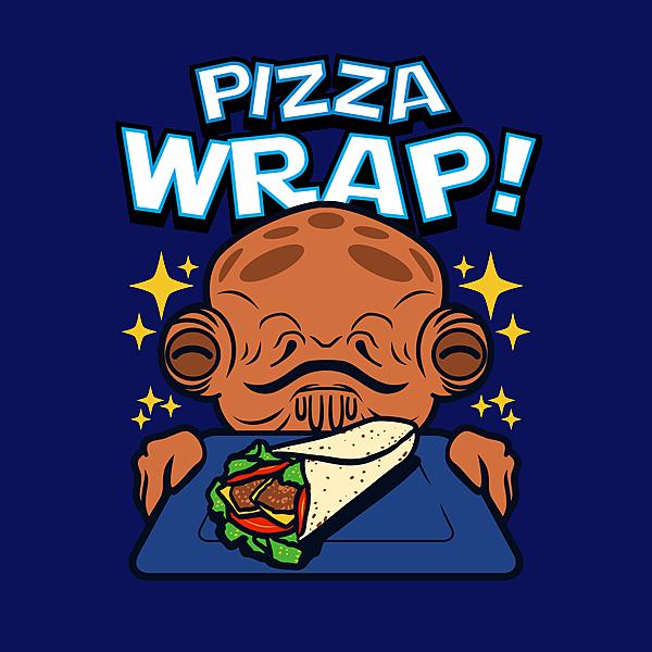 NeatoShop: Pizza Wrap!