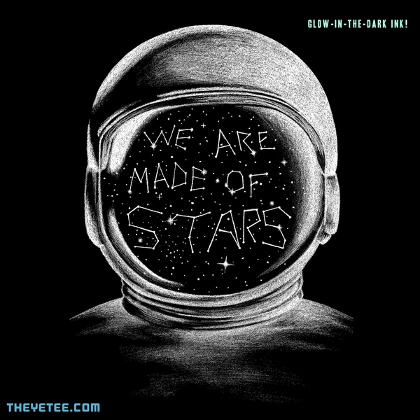 The Yetee: Starstuff