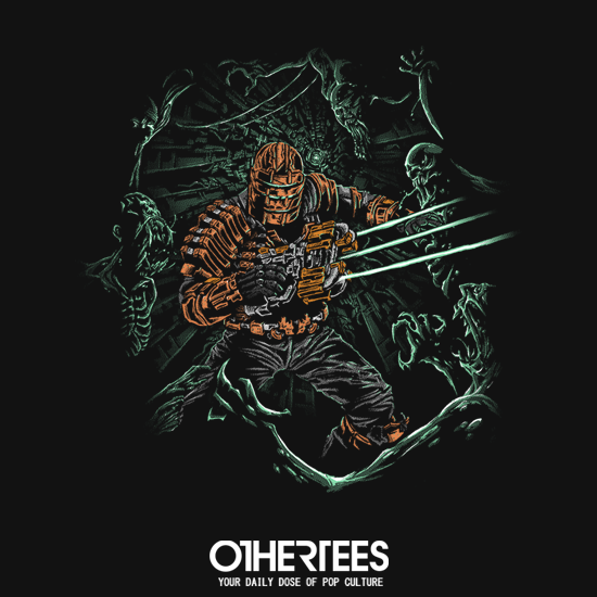 OtherTees: Necro Nightmare