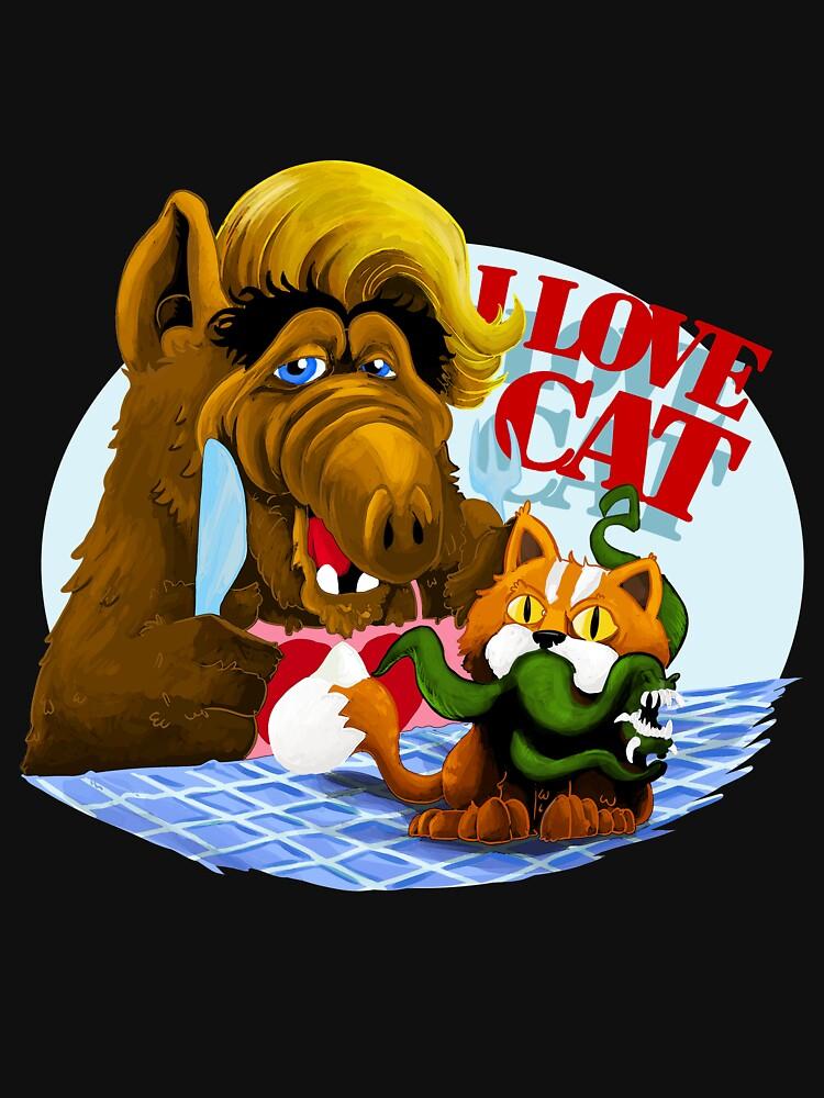 RedBubble: I love cat