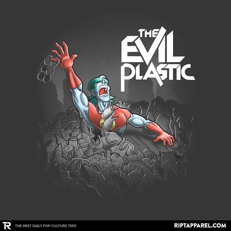 Ript: The Evil Plastic