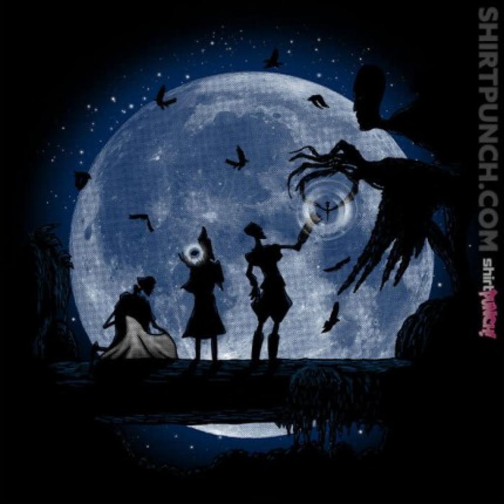 ShirtPunch: Hakuna Hallows