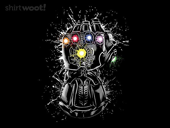 Woot!: Infinite Power
