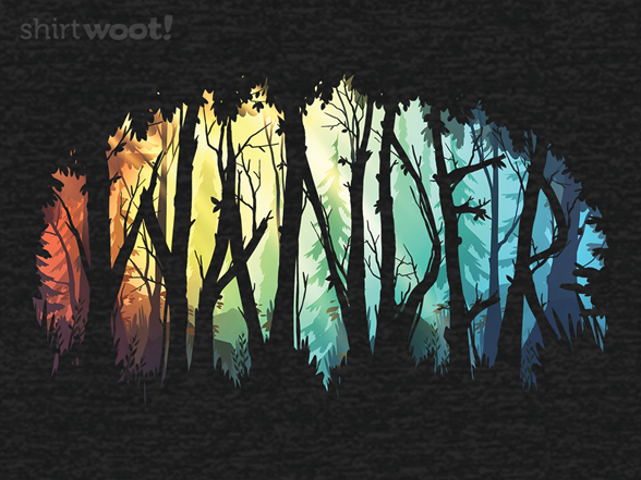 Woot!: Wander Into the Forest