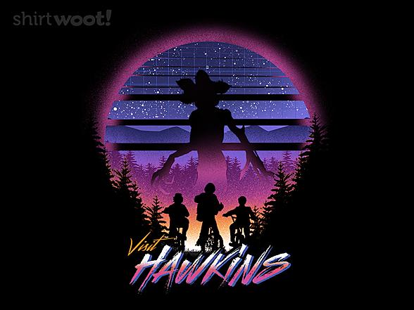 Woot!: Visit Hawkins Indiana