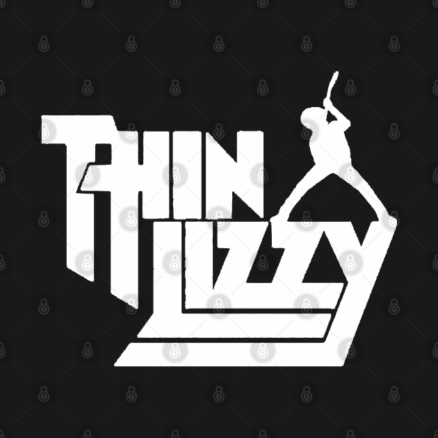 TeePublic: thin lizzy best selling