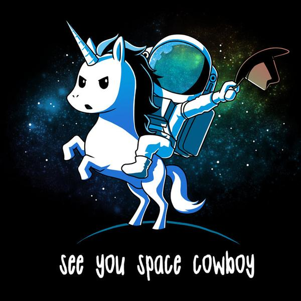 TeeTurtle: See You Space Cowboy