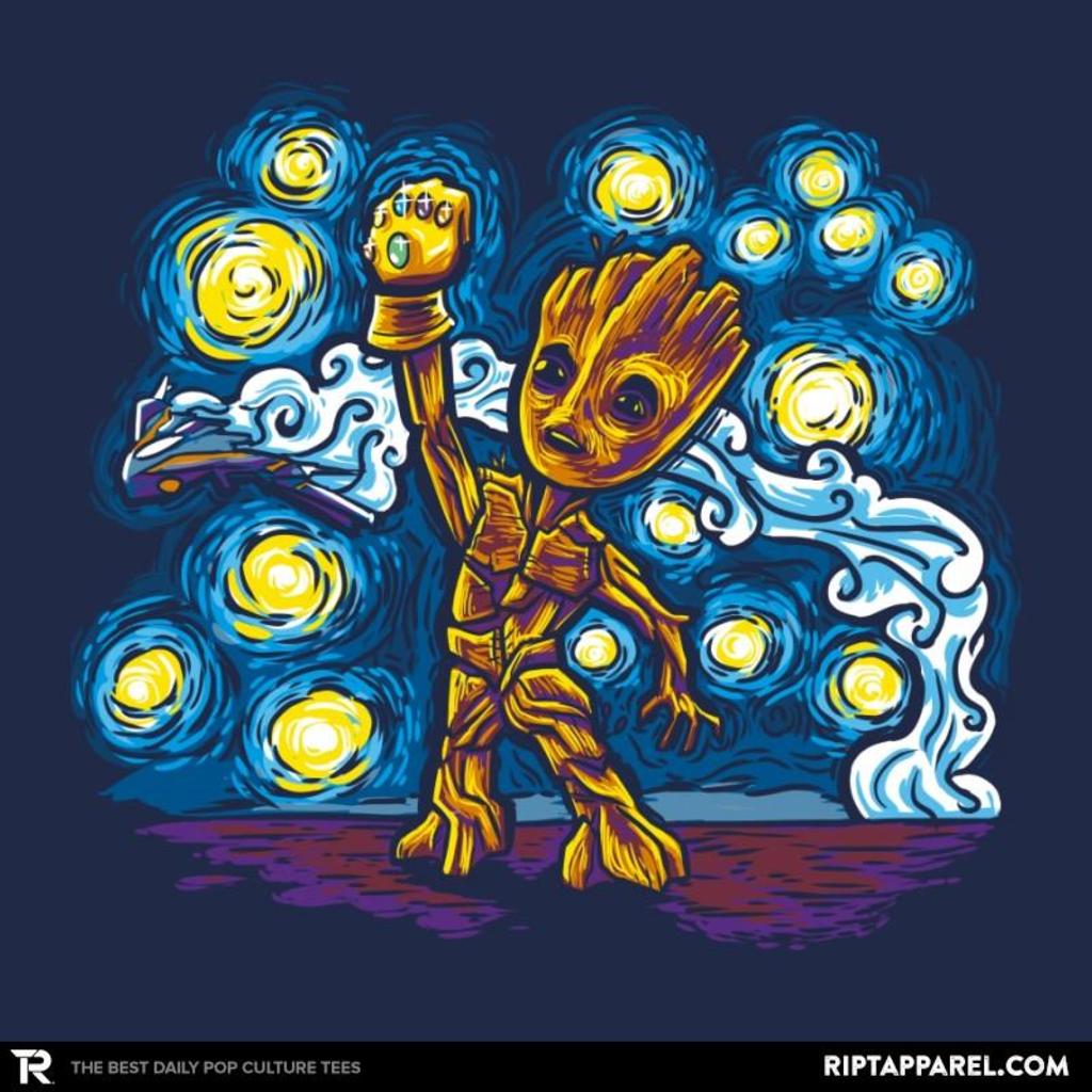Ript: Starry Groot
