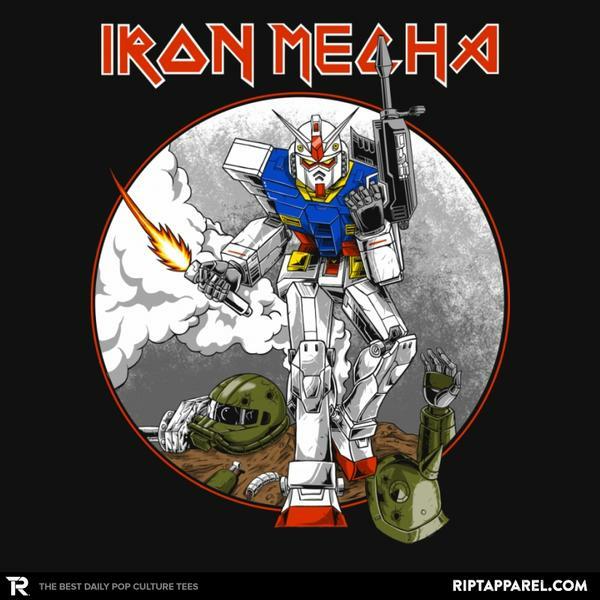Ript: Iron Mecha