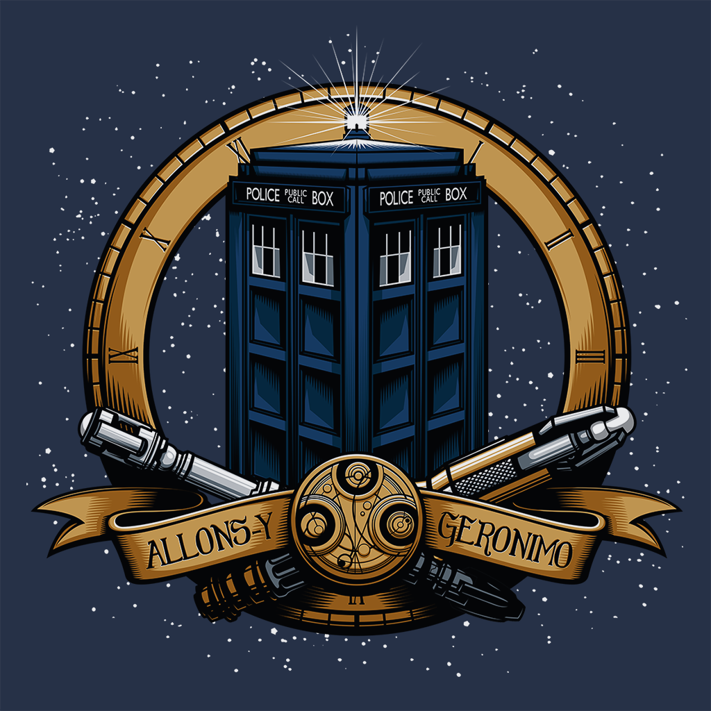 Pop-Up Tee: The Day of the Doctor