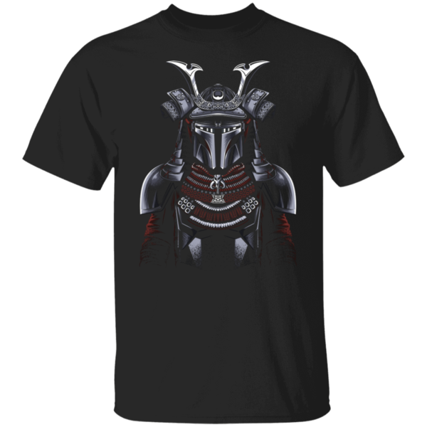 Pop-Up Tee: Samurai Mando