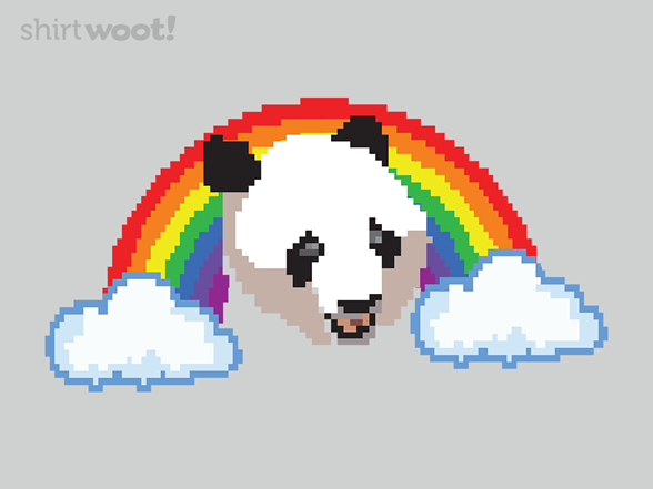 Woot!: It's a Panda-ful day!