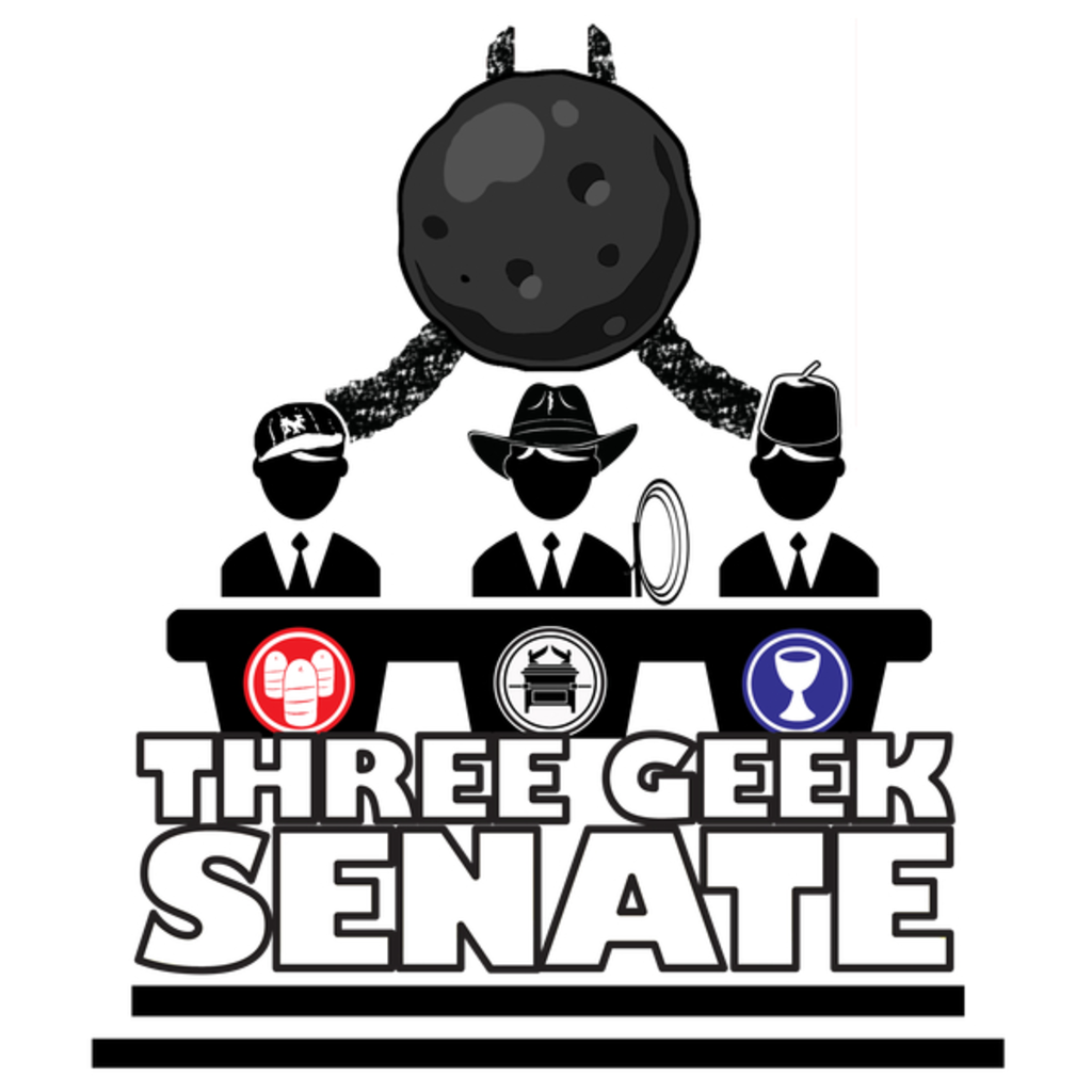 NeatoShop: Three Geek Senate - Adventure