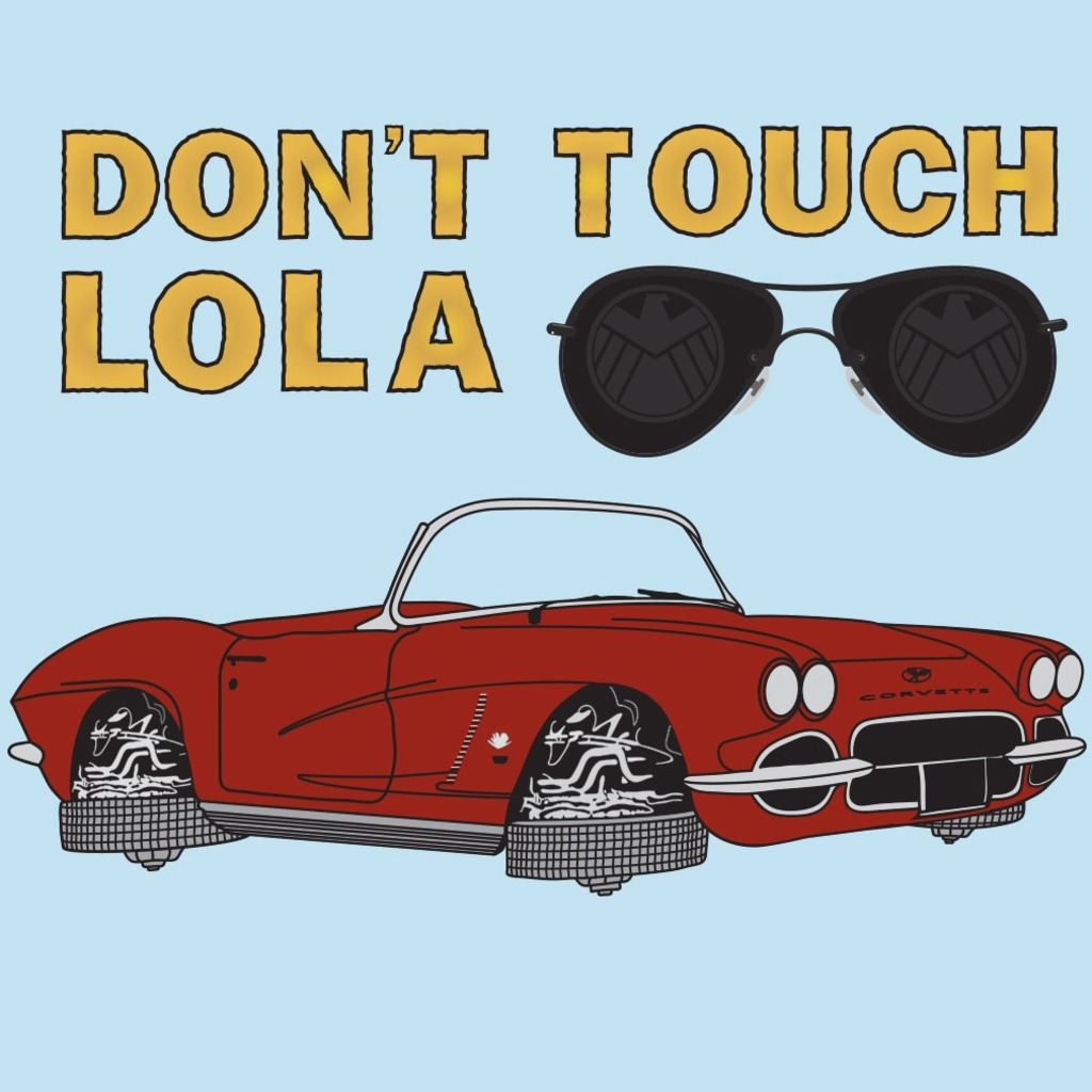 TeeTournament: Don't Touch Lola