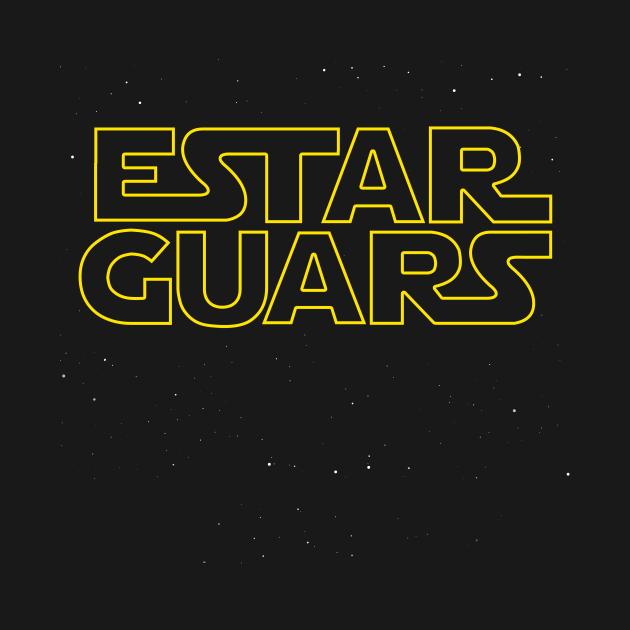 TeePublic: Estar Guars (yellow)