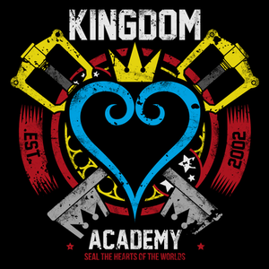 Pop-Up Tee: Kingdom Academy