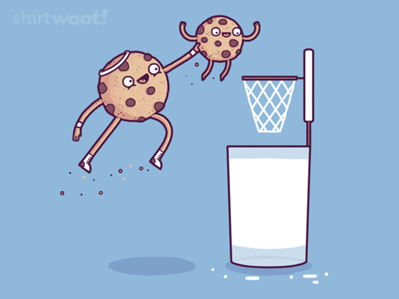 Woot!: Cookie Slam Dunk