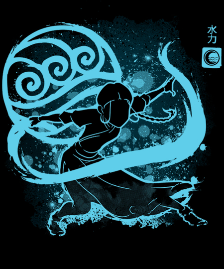 Qwertee: The Water Power