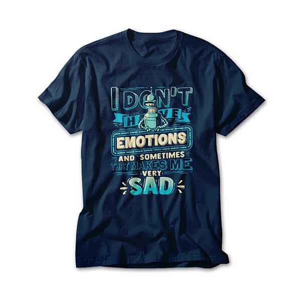 OtherTees: No emotions
