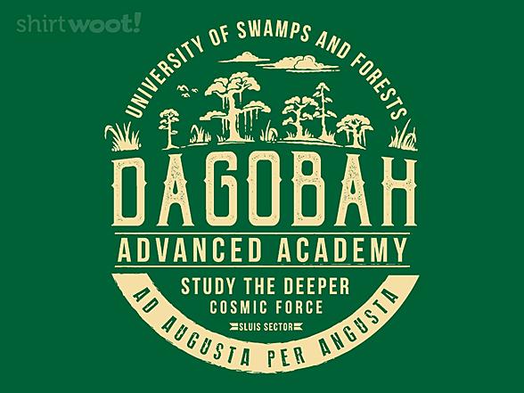 Woot!: Dagobah University