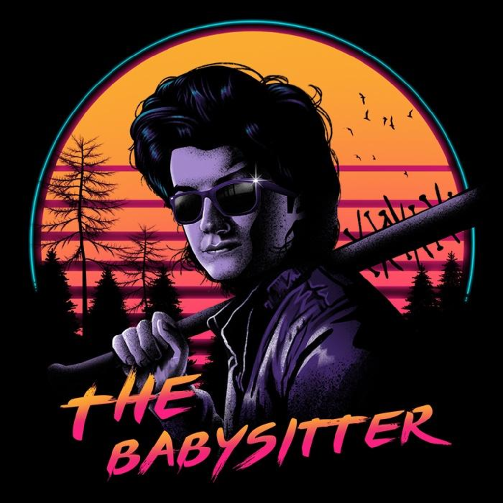 Once Upon a Tee: Rad Babysitter