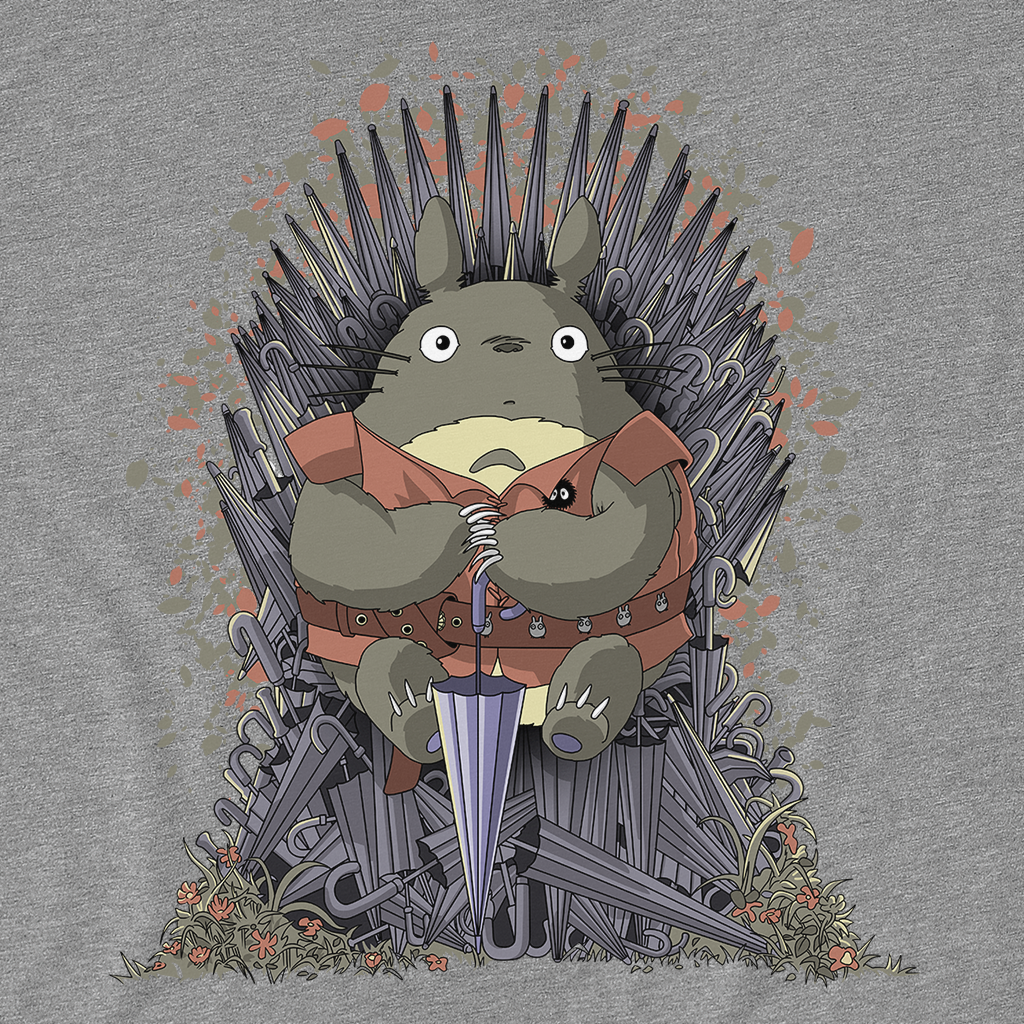 Pop-Up Tee: The Umbrella Throne