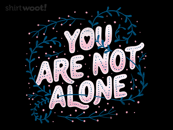 Woot!: You Are Not Alone