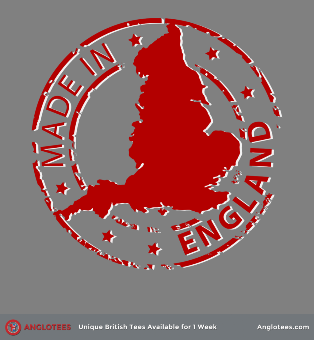 Anglotees: Made in England