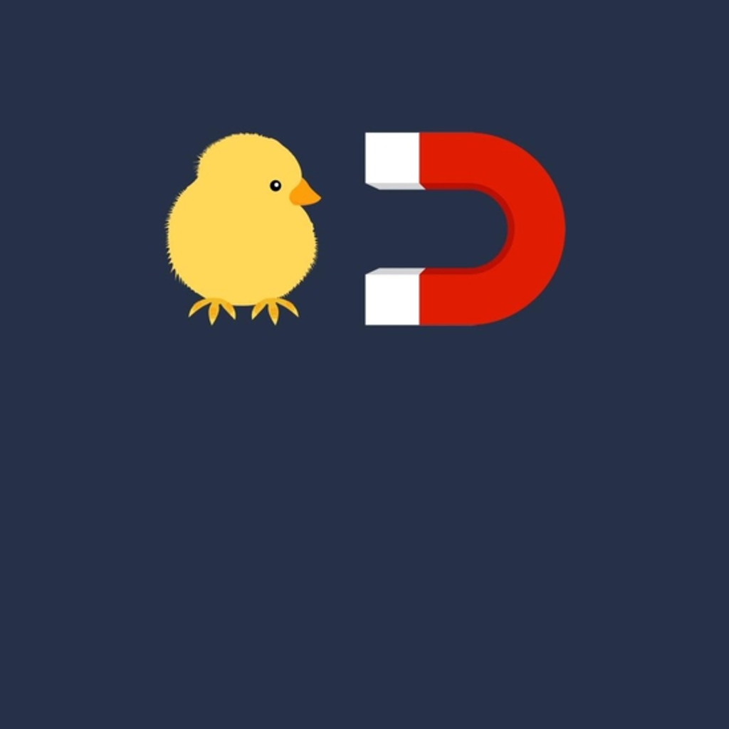 BustedTees: Chick Magnet