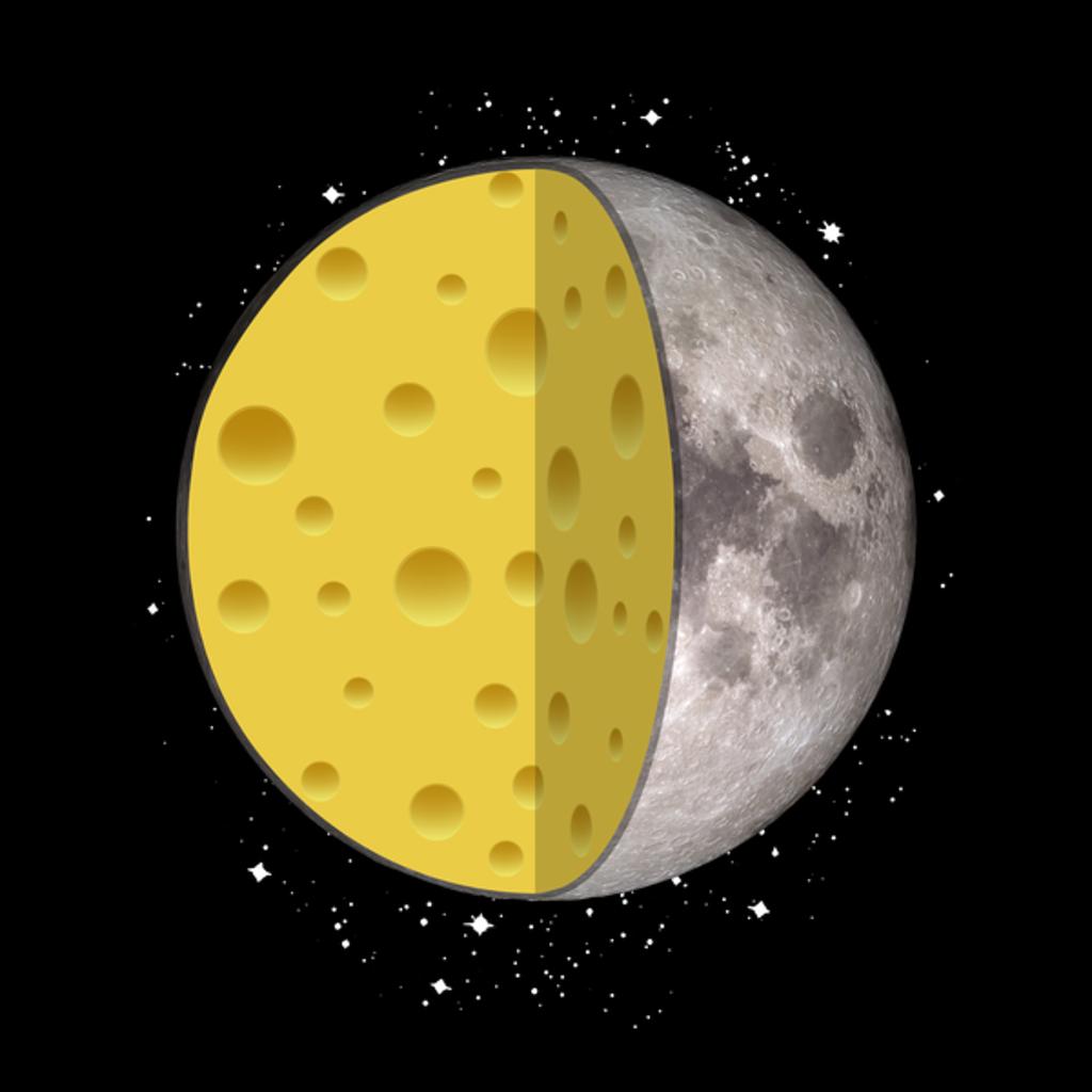 NeatoShop: A cheesy moon.