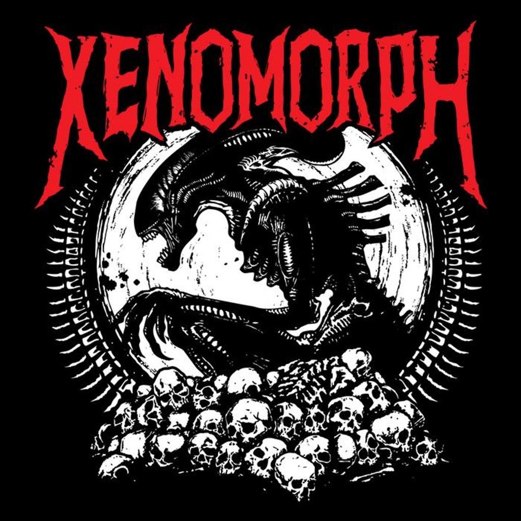 Once Upon a Tee: Xenomorph