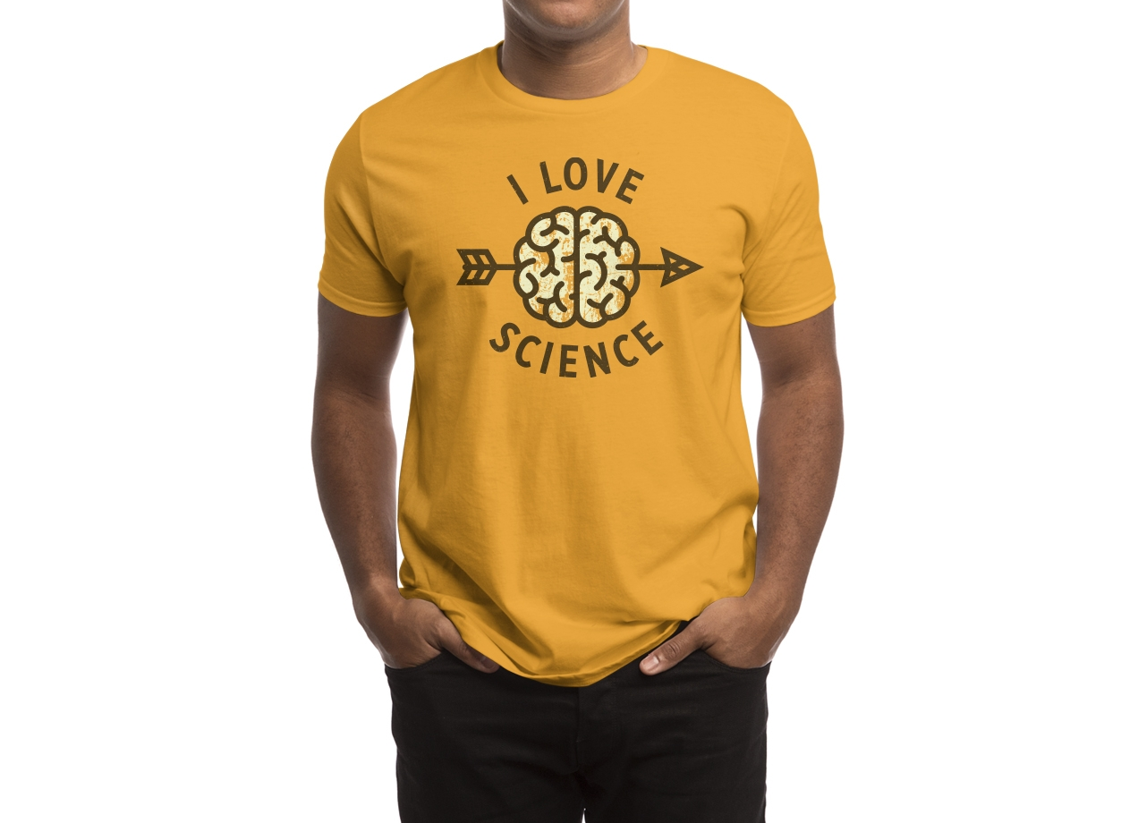 Threadless: I love science