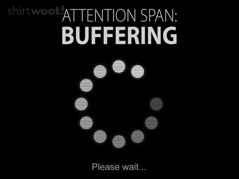 Woot!: Buffering...