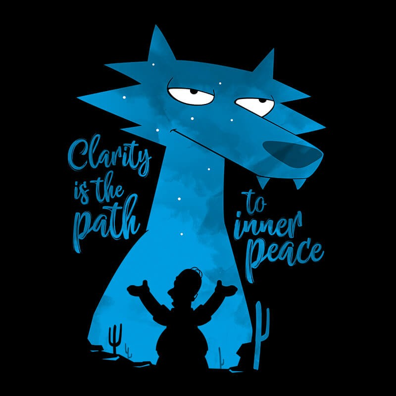 ShirtPunch: Space Coyote