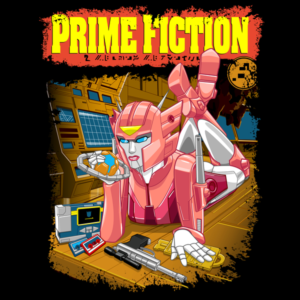 NeatoShop: Prime Fiction