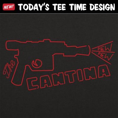 6 Dollar Shirts: The Cantina