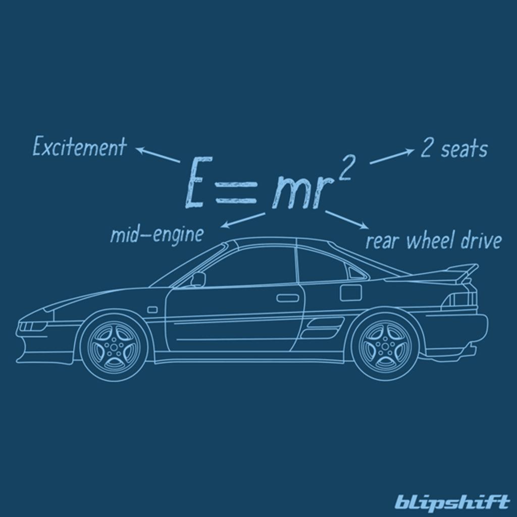 blipshift: Theory of Rela2vity